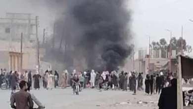 صورة حرب طاحنة بين عشيرتين في الرقة وميليشيا قسد تتخذ موقف المتفرج