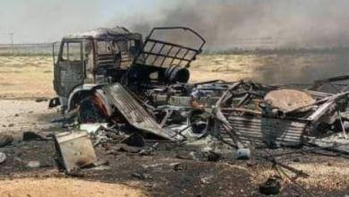 صورة عشرات القتلى والجرحى بهجومين استهدفا ميليشيات نظام الأسد في باديتي حماة وحلب