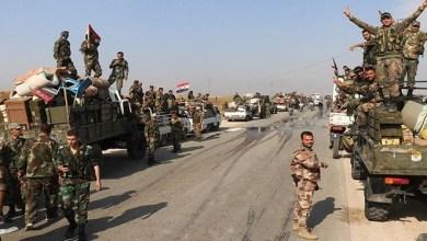 صورة هي الأكبر من نوعها، حملة عسكرية لميليشيات الأسد وإيران في البادية الشامية