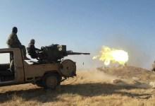صورة قتلى وجرحى وأسرى من الميليشيات الإيرانية في بادية ديرالزور بكمائن محكمة لتنظيم داعش
