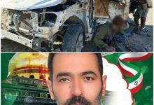 صورة وسائل إعلام إيرانية: مصرع مستشار عسكري بميليشيا الحرس الثوري الإيراني في سوريا
