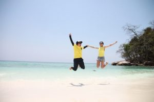 give yourself a few wedding-free days