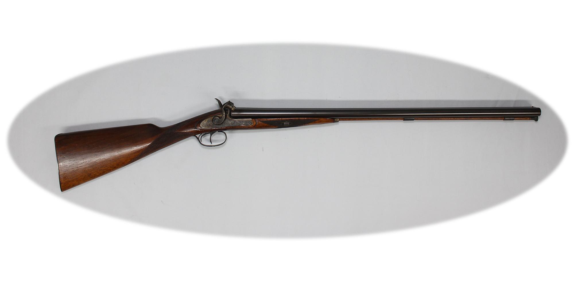 Pedersoli Black Powder Side By Side 12 Gauge Shotgun 8222NC