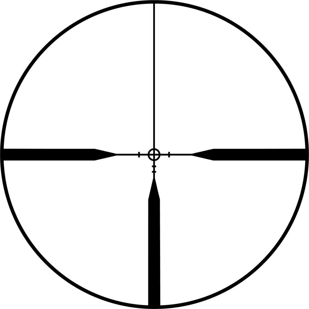 Cannocchiali - Leupold VX-R HOG 1,25-4x20 mm