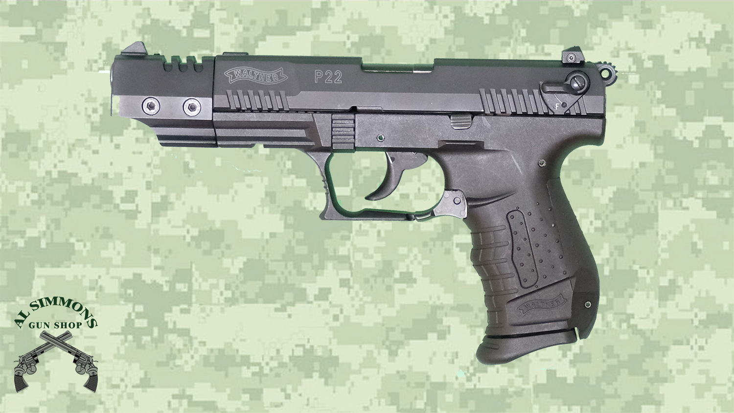 Walther P22 (13389R)