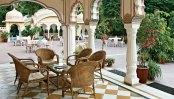 Alsisar Haveli Courtyard