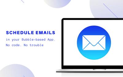 How to schedule and cancel events in Bubble.io