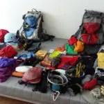 Packliste für Hüttentouren