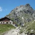 Steinbocktour (1): Vom Fellhorn zur Fiderepasshütte – Fünf Frischlinge begeben sich auf Tour