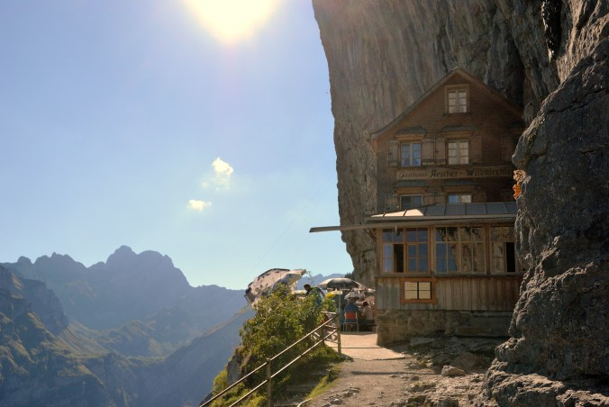Mountain guesthouse Aescher