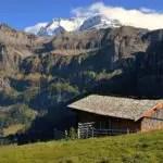 Das Oberlaubhorn: Tosende Wasserfälle und ein stiller Gipfel