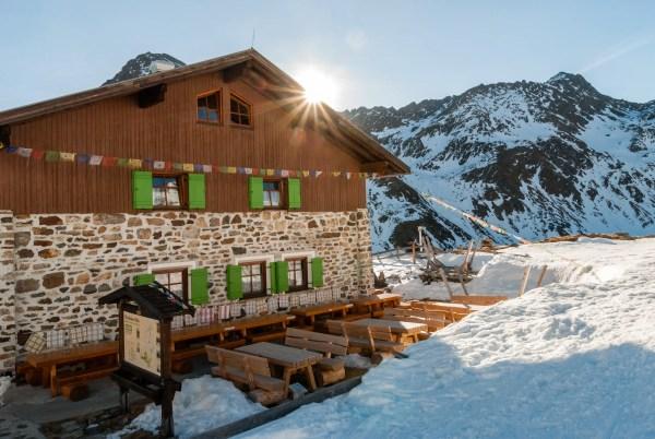 Neue Pforzheimer Hütte