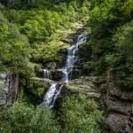 Val d'Efra: Donnergrollen und kalte Dusche im Tessin