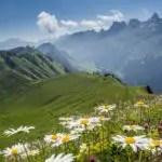 Traumhafter Höhenweg auf dem Stoos vom Klingenstock zum Fronalpstock
