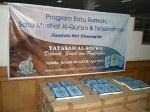 Al-Sofwa Distribusikan 867 Mushaf al-Qur'an & Terjemahnya