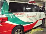 Laporan Donasi Mobil Ambulans