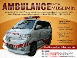 Ambulans Gratis Al-Sofwa Jadi Kendaraan Multi Guna