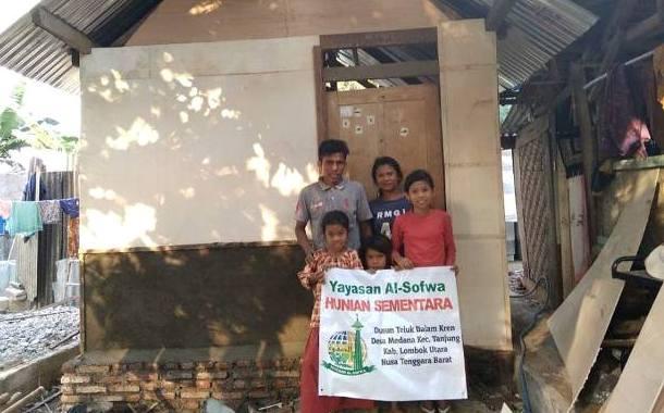 Terus Bantu Lombok