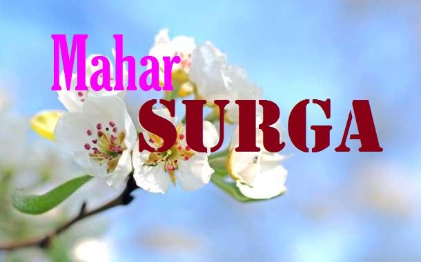 Mahar Surga
