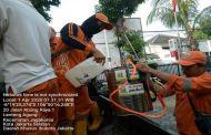 Penyemprotan Disinfektan di Masjid dan Musholla