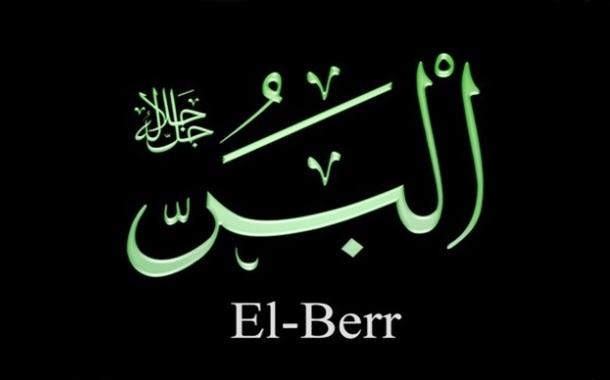 Al-Barr, Maha Melimpahkan Kebaikan