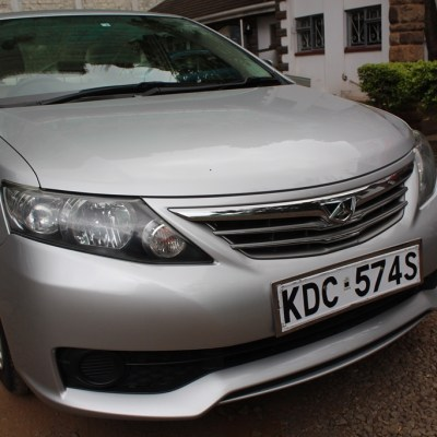 Toyota Allion A15 G Package 8,000 Kms (RESERVED)