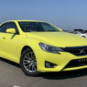 Toyota Mark X Special Edition 250G 80,000 Kms