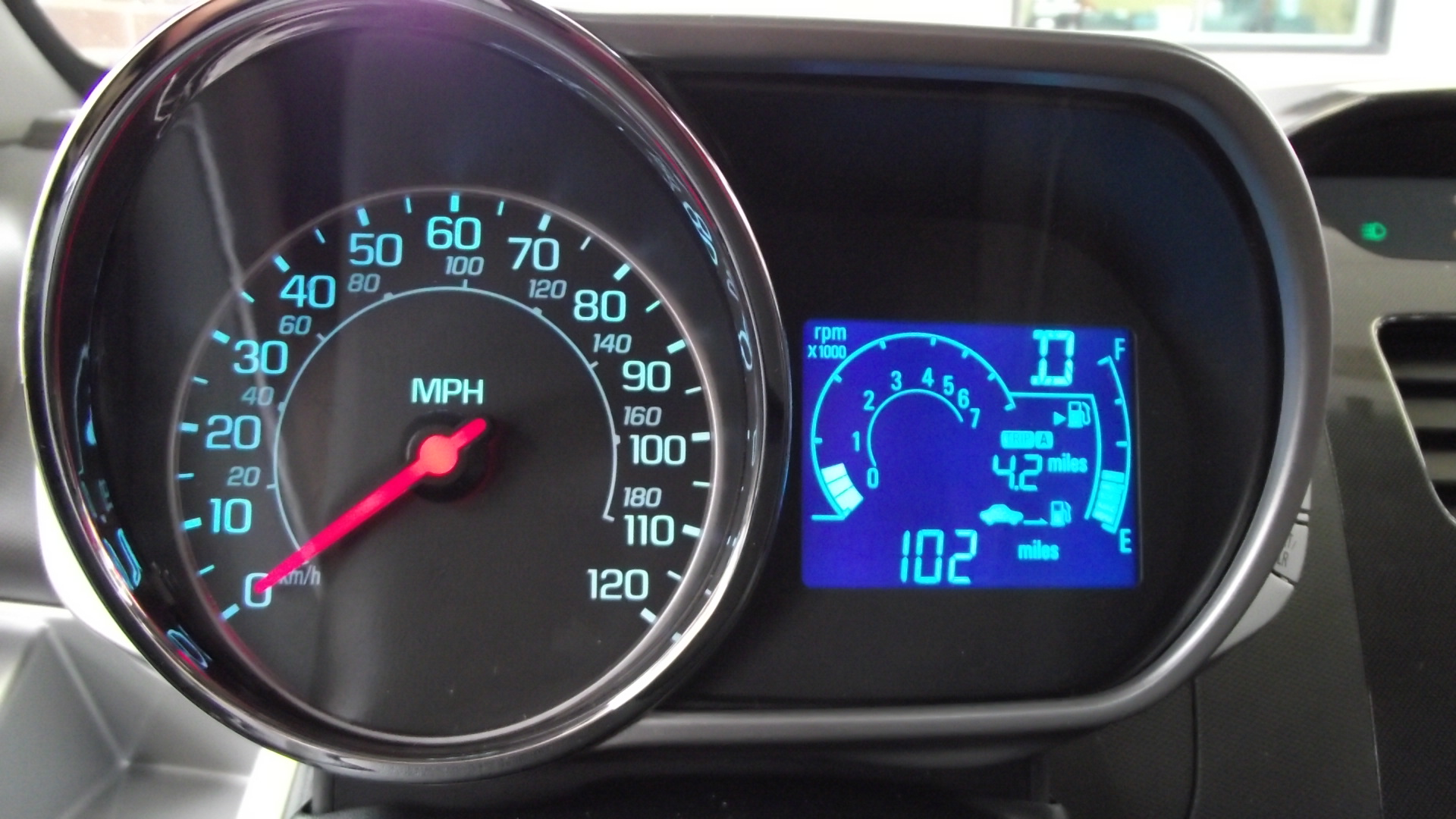 Manejando Chevrolet Spark 2013 ALSRAC Productions