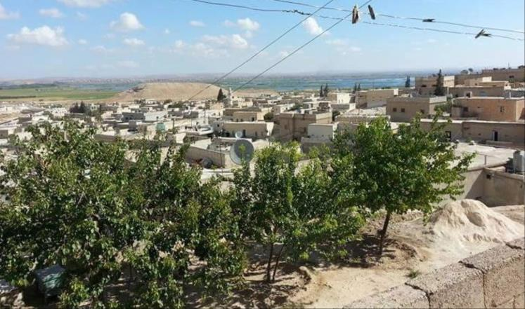سيطرة المعارضة السورية على مدينة جرابلس