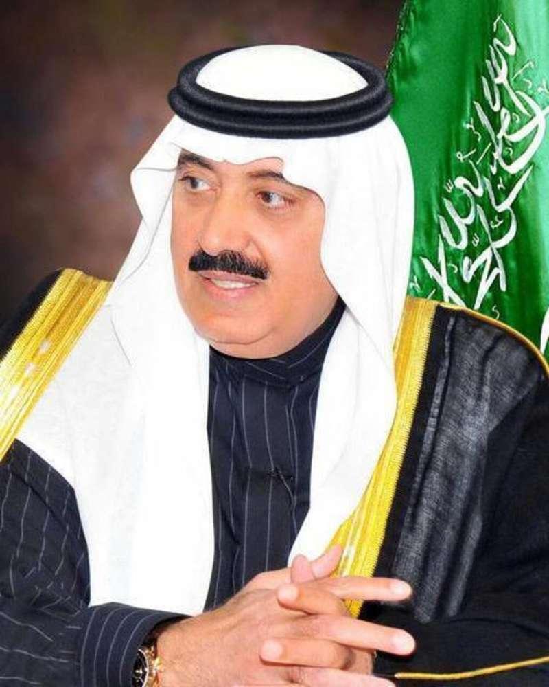 الأمير متعب بن عبدالله يشكر خادم الحرمين الشريفين لصرف راتب شهر لمرابطي الحد الجنوبي