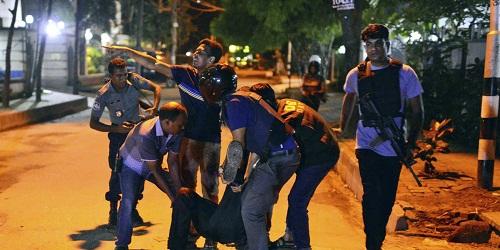 مقتل ثلاثة إرهابيين في عاصمة بنجلادش