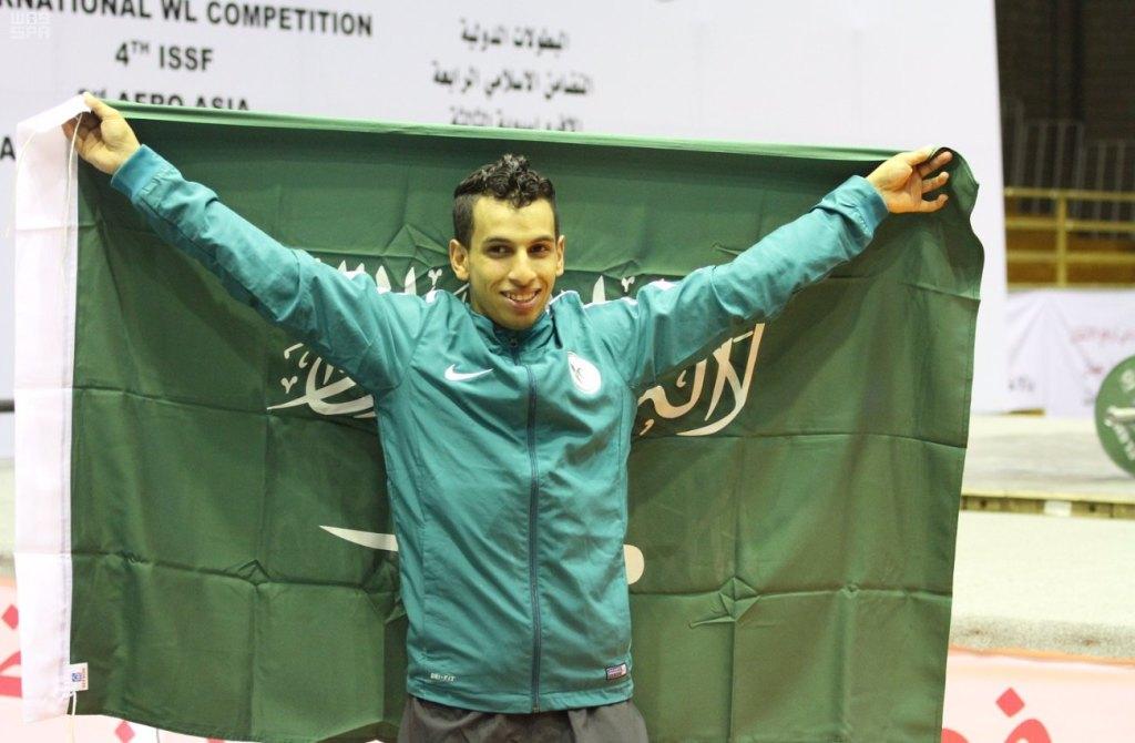 60 ميدالية لأخضر الأثقال في ثلاث بطولات بالأردن