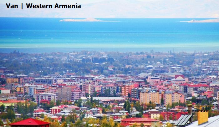انفجار في مدينة فان شرقي تركيا