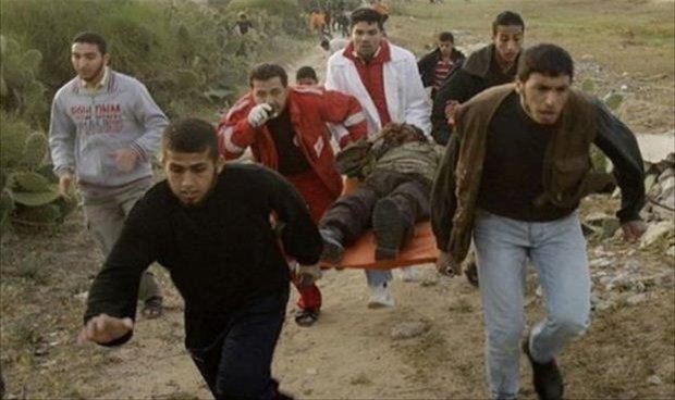 استشهاد طفل فلسطيني برصاص قوات  الاحتلال الإسرائيلية شرق الخليل