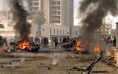 مقتل وإصابة 13 بينهم شرطة بحادثي عنف منفصلين في العراق