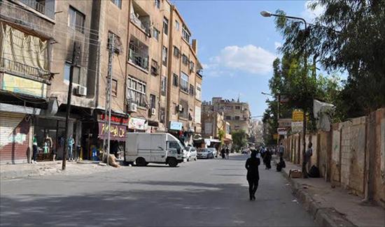 نظام بشار يتاجر بنصرة الفلسطينيين وقواته تحاصرهم في قدسيا