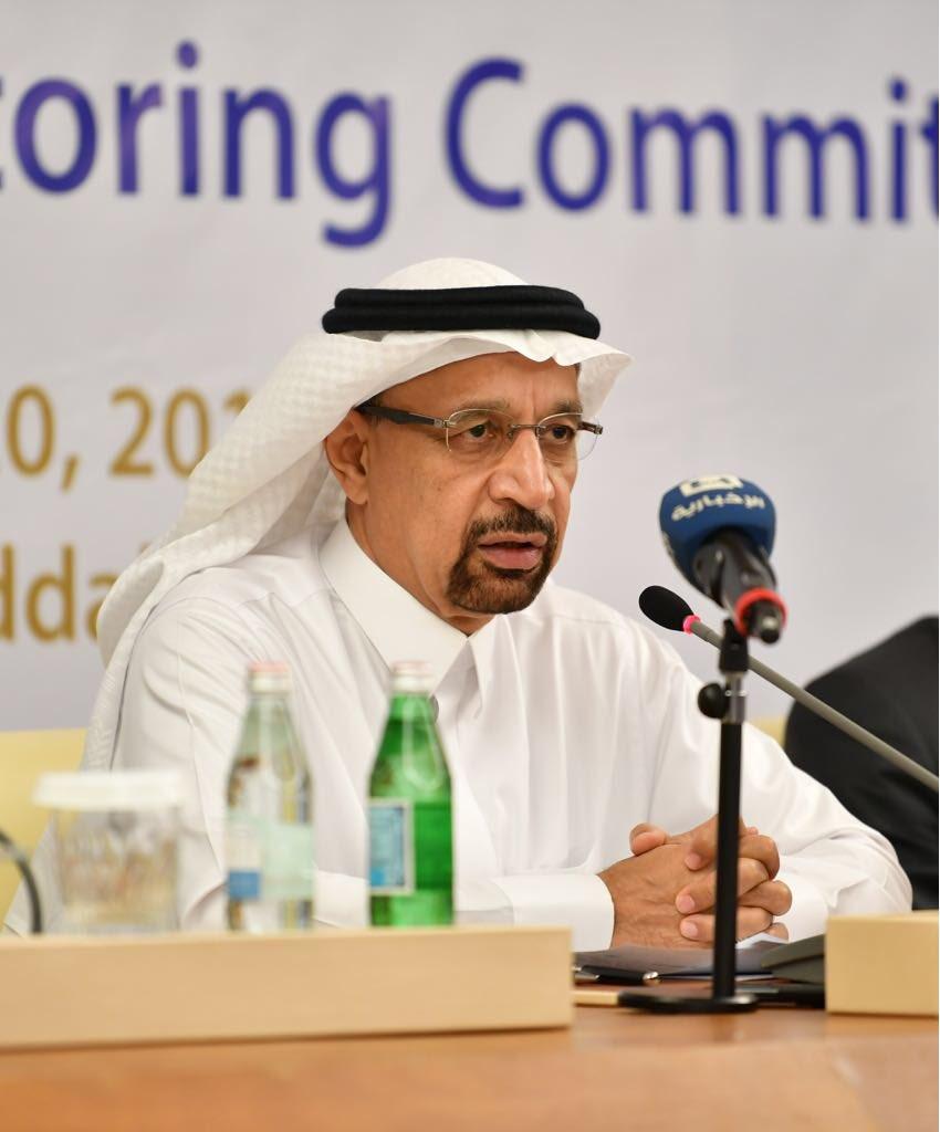 وزير الطاقة الفالح يؤكد عدم وجود خسائر في الأرواح أو تسرب وقود جراء استهداف الناقلتين السعوديتين