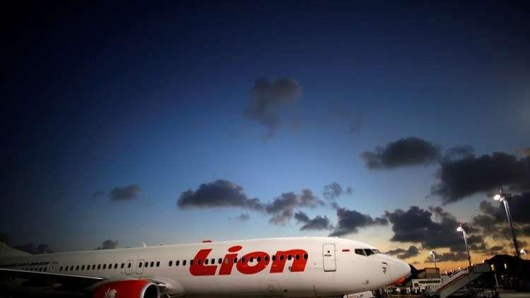 تحطم طائرة إندونيسية في البحر على متنها 188 راكبا