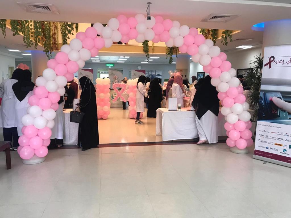 42 ألف مستفيدة من حملة الكشف عن سرطان الثدي في جدة