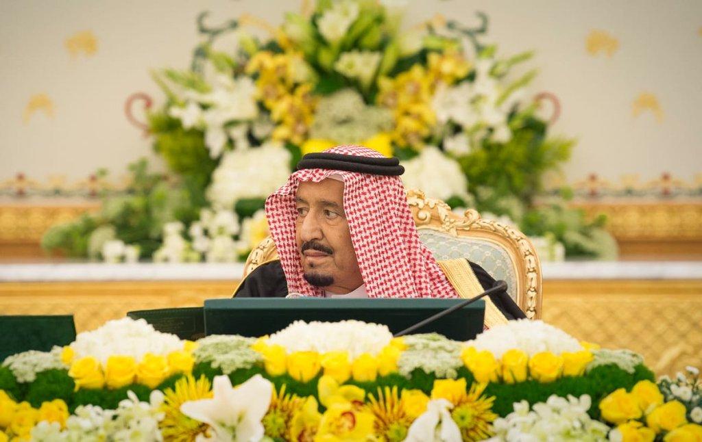 مجلس الوزراء يثمن زيارة خادم الحرمين الشريفين لمنطقتي القصيم وحائل