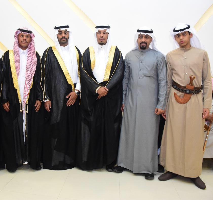 آل هباش تحتفل بزواج عبيد
