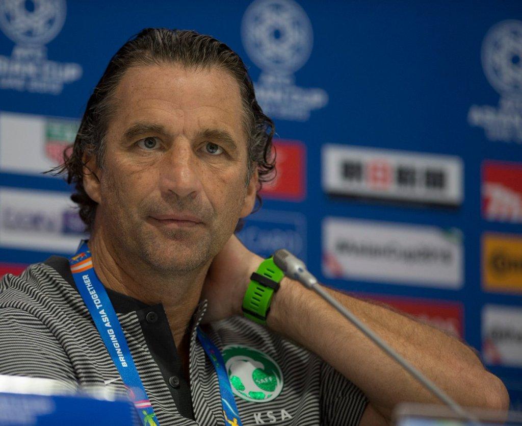 مدرب الأخضر:ستحتاج إلى الإصرار والعزيمة ودخول مباراة كوريا بقوة لتحقيق الفوز