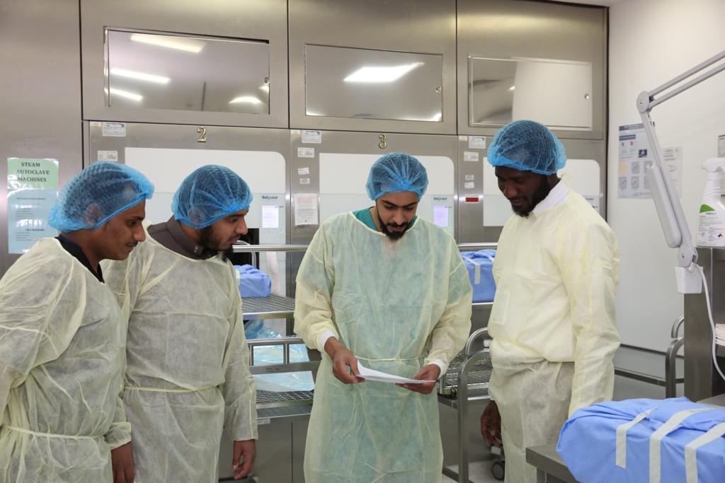 مكافحة عدوى المنشأت الصحية بوزاوة الصحة تنظم ورشة عمل لتطوير مراكز الاسنان