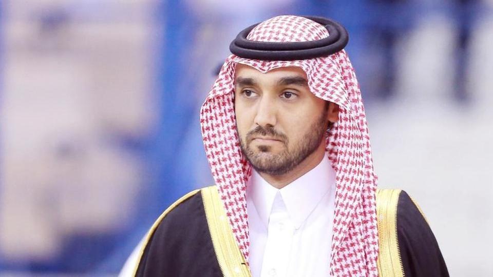 الفيصل يرعى مباراة السوبر السعودي بين النصر والهلال