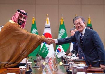 السعودية وكوريا تؤكدان على تسريع وتيرة التعاون لتحقيق رؤية 2030 بإنشاء مكتب تحقيق الرؤية في البلدين