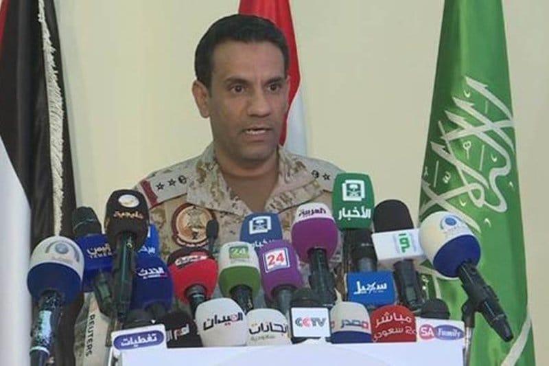 قوات التحالف: تطالب بوقف فوري لإطلاق النار في عدن