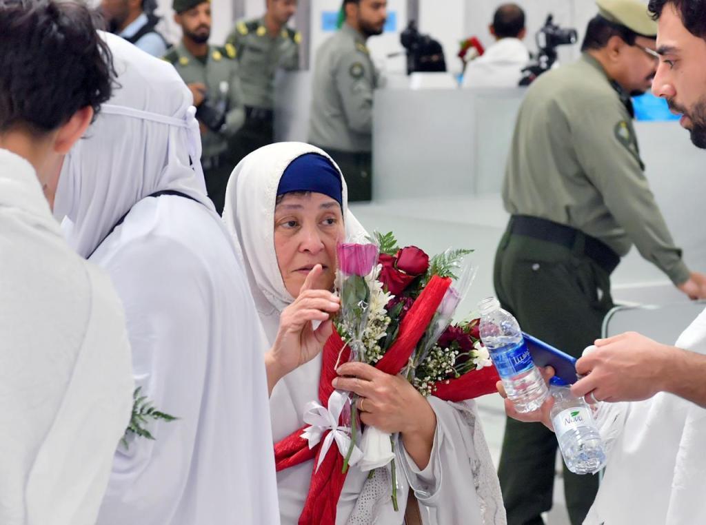 وصول ذوي ضحايا ومصابي حادث مسجد نيوزيلندا إلى المملكة لأداء فريضة الحج