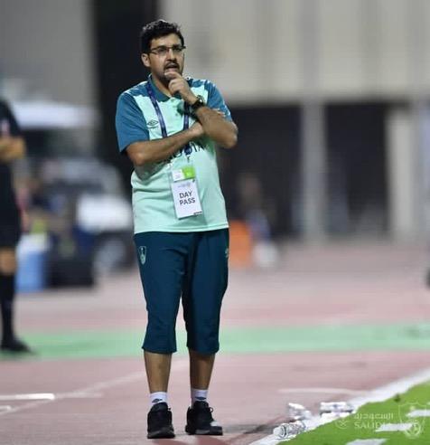 مدرب الأهلي المحمدي: أداء قوي وروح قتالية للاعبين في لقاء الفتح