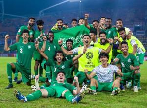 الأخضر السعودي يحلق في سماء الآسيوية ويتأهل للنهائي