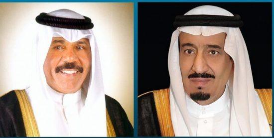 خادم الحرمين الشريفين يوجه الدعوة إلى أمير الكويت لحضور قمة الخليج